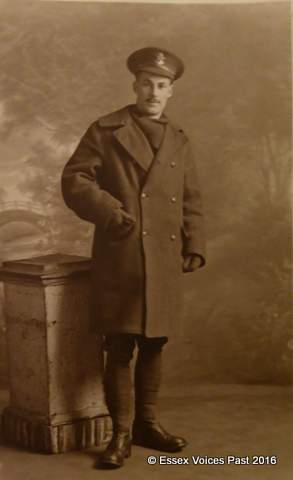 Richard Henry Cripps of Plumstead. For nearly a hundred years this photograph was of a young unnamed man.