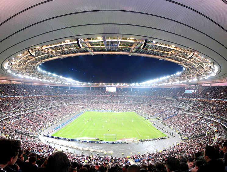 Stade De France selects Tarkett Sports and its Desso GrassMaster     Tarkett Sports