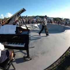 Concert skate concerto Bowl Attack 2014