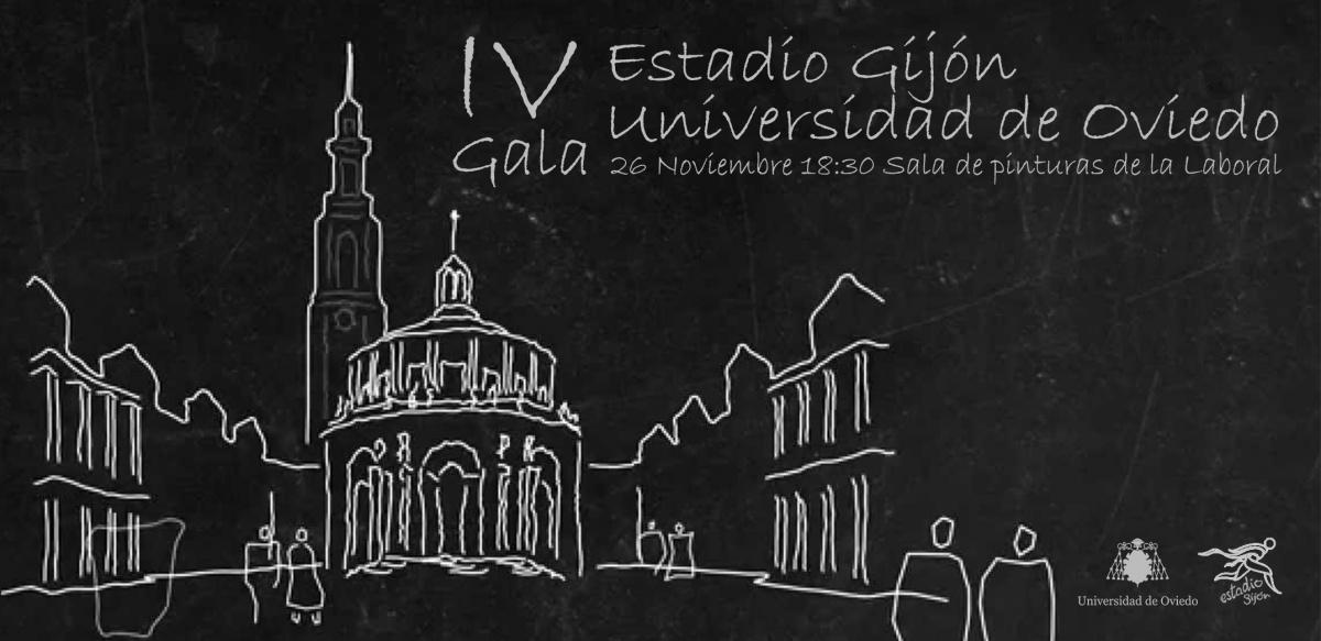 IV Gala Estadio Gijón – Universidad de Oviedo