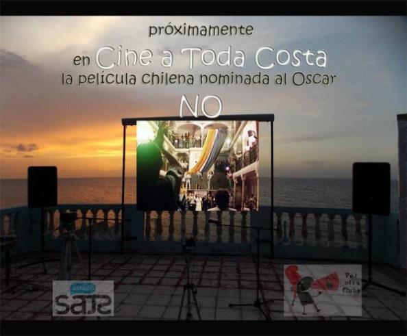 """Próximamente en Cine a toda Costa: Película Chilena nominada al Oscar: """"NO"""""""