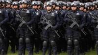 Policía Federal. Foto: Especial