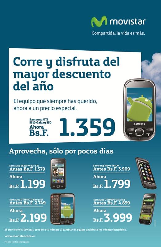 @SamsungMobileVE en @MovistarVE