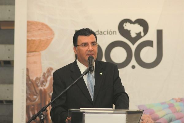 Andrés Pérez Capriles, Vicepresidente Ejecutivo de Negocios del B.O.D.