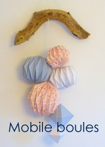 Mobile boules