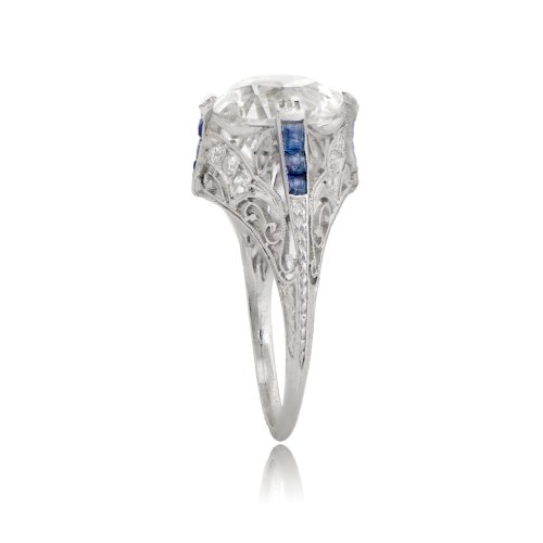 Medium Of Vintage Engagement Rings