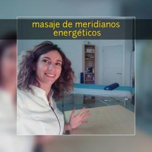 ester masaje meridianos