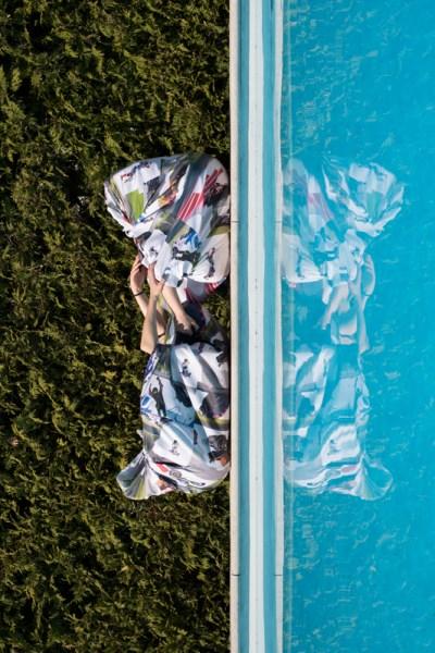 EXHIBITION THERAPY BLAUW/ ACADEMY OF FINE ARTS VIENNA 2017