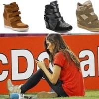 Calzado mujer tendencias: Las sneakers de Isabel Marant todo un must!!!