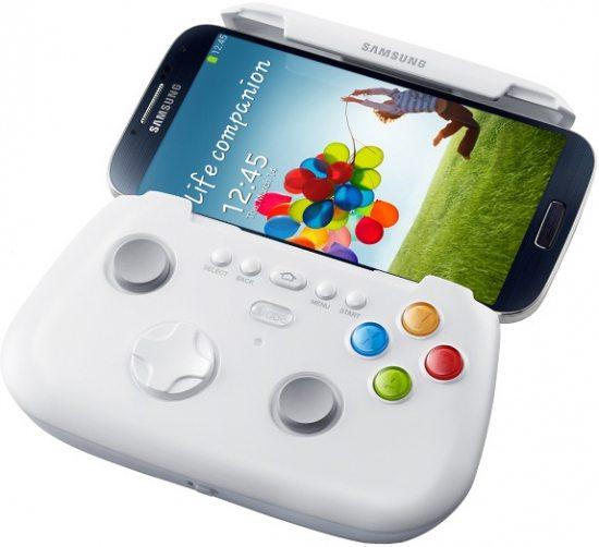 Samsung gamepad accessory