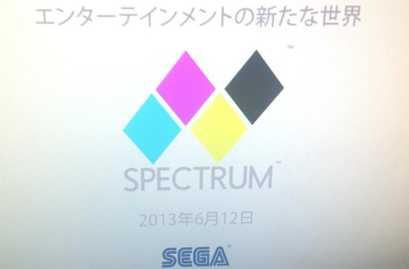 Sega Spectrum