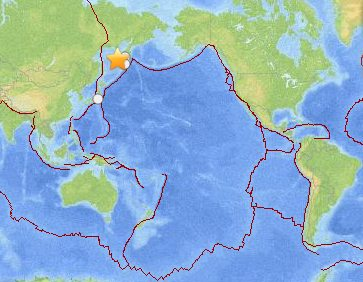 okhotsk-quake