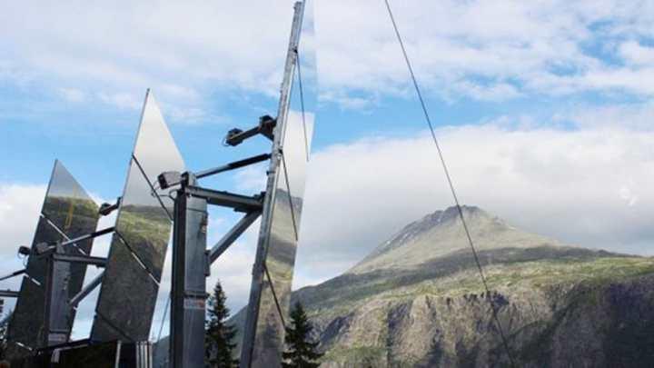 Rjukan-Mirror-Project