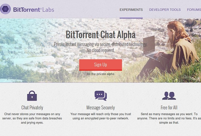BitTorrent_Chat