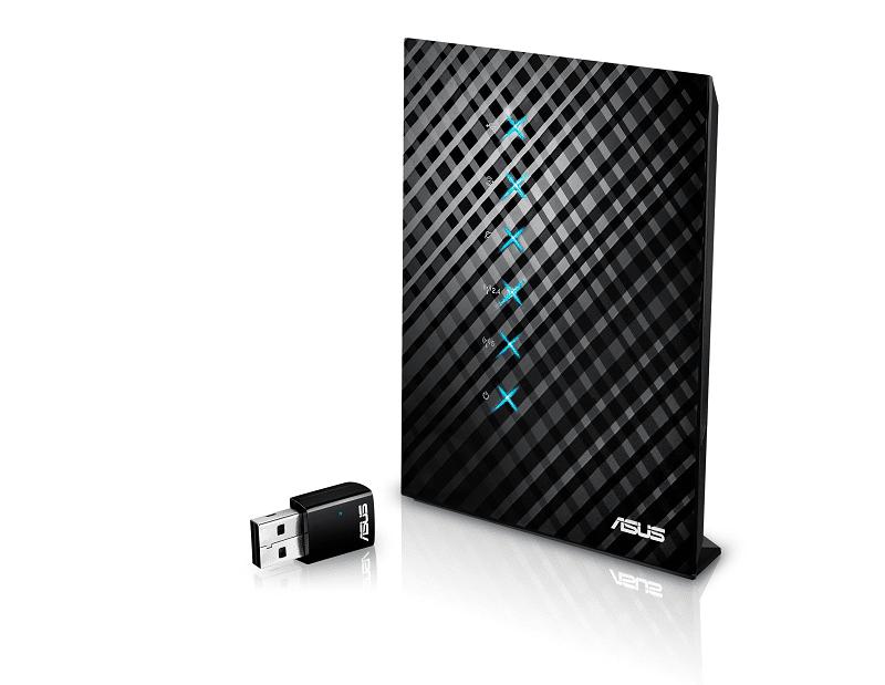 RT-AC52U bundled with USB-AC50
