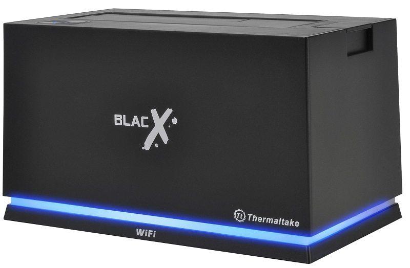 Thermaltake introduces BlacX Urban Wi-Fi Docking Station