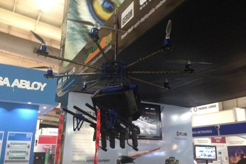 skunk-drone