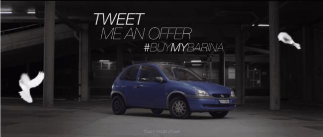 buy my barina