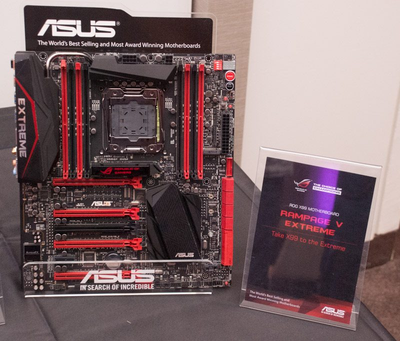 ASUS X99 Launch Event (3)