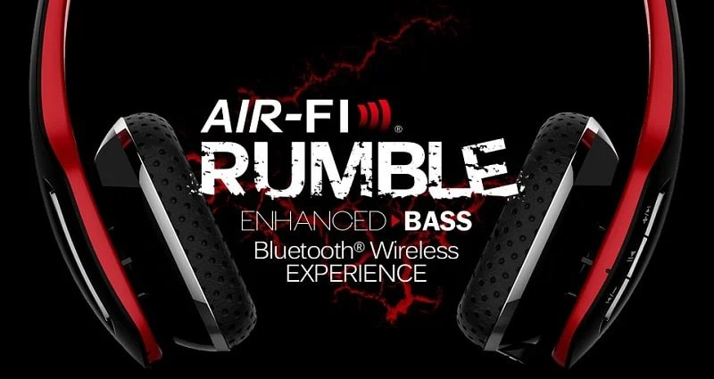 Meelectronics AF80 Rumble Featured Large