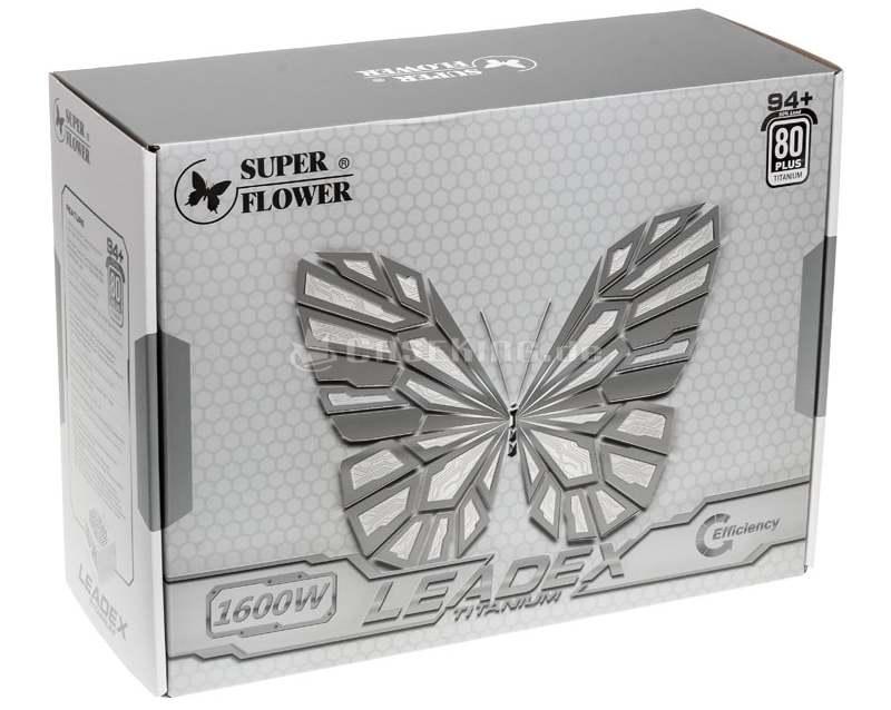SuperFlower Leadex 1600W 4