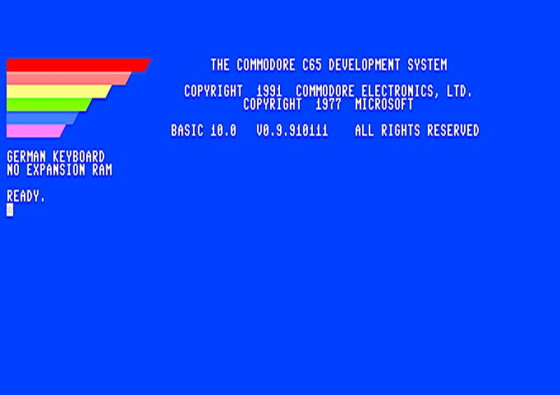 C65 os