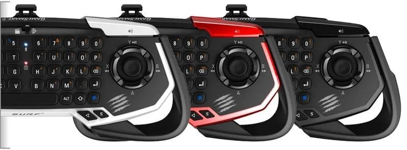 Madcatz SURFr colours