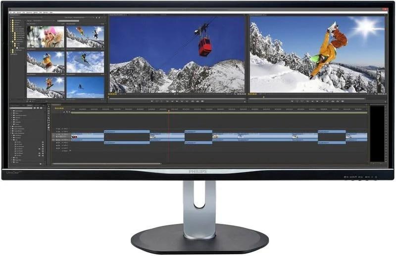 UltraWide QHD 34-inch BDM3470UP