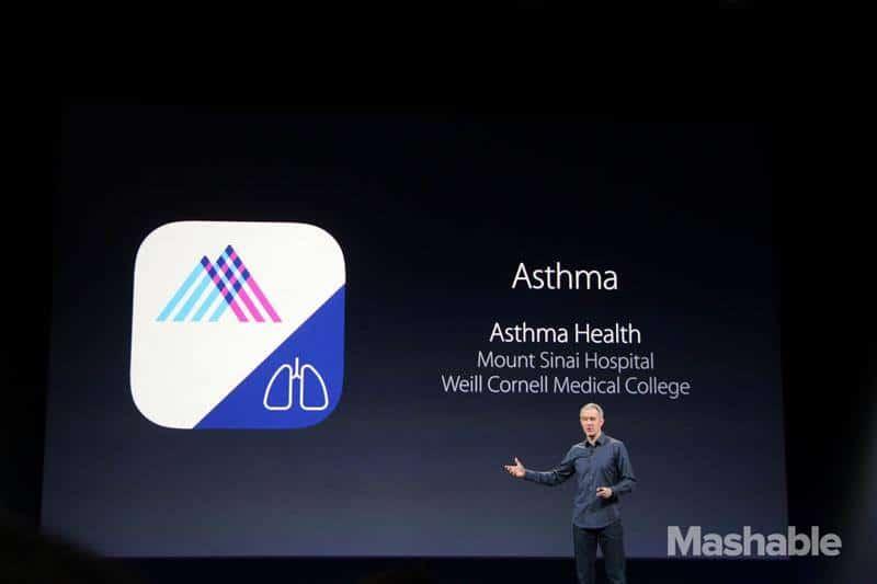 Apple healtcare 3