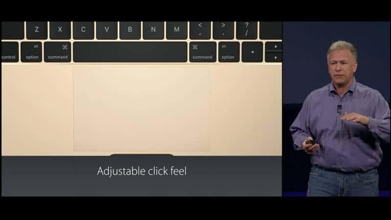 New Gold Macbook 7