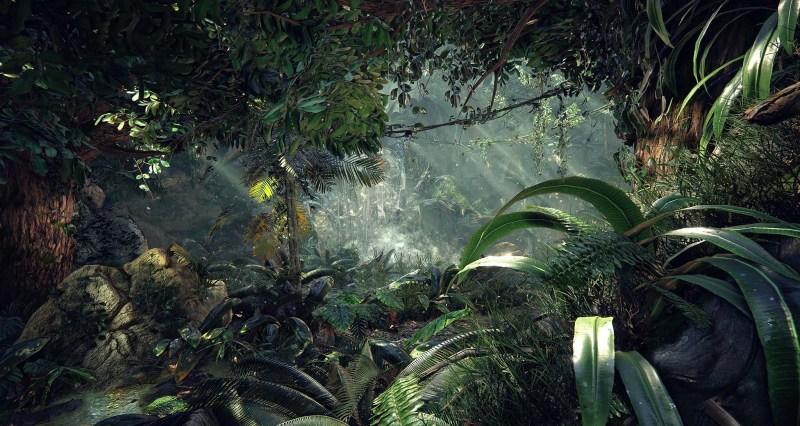 Unreal-Engine-4-Quixel's-Jungle-Environment-5