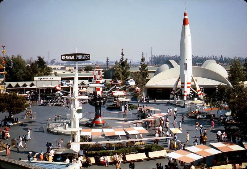 Tomorrowland 1969