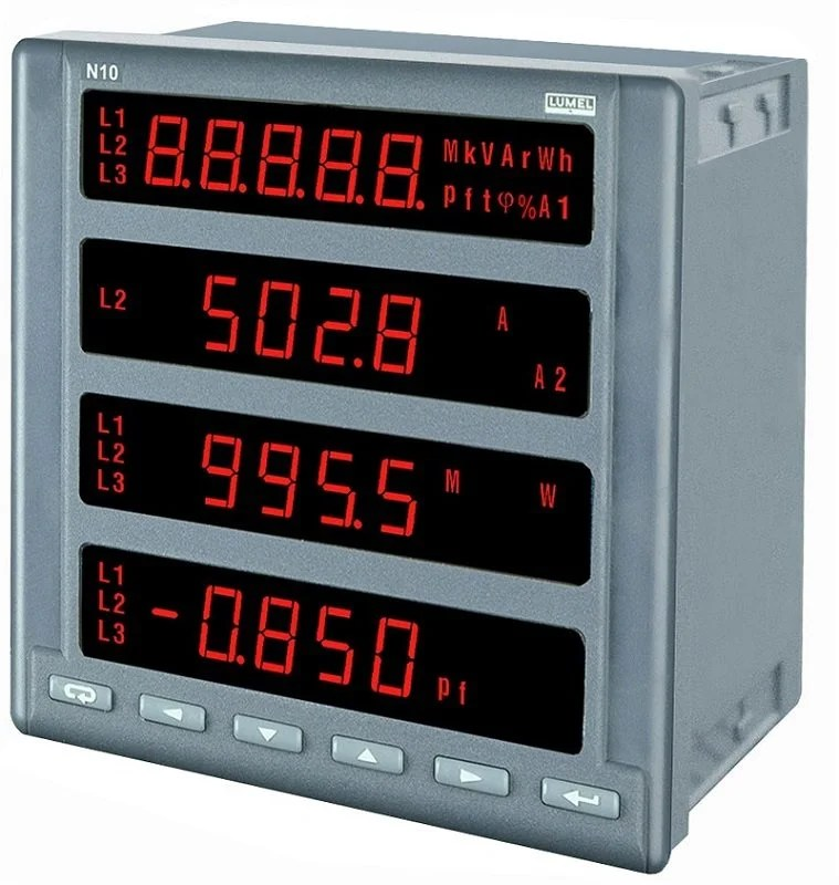 N10 Electrical Power Quality Analyser