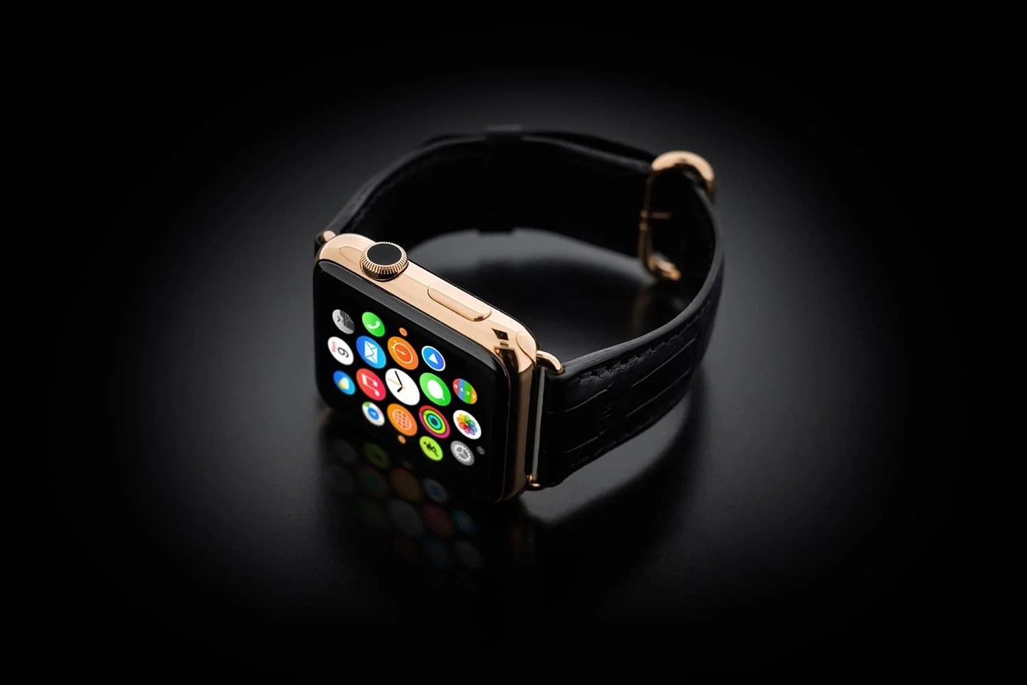 Why Pay $10,000 When You Can Get Apple Watch Gold Plated ...