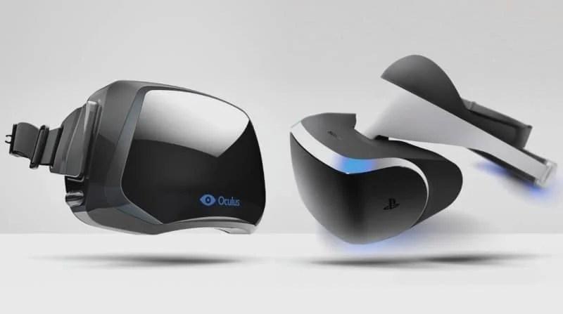 oculus vs ps vr