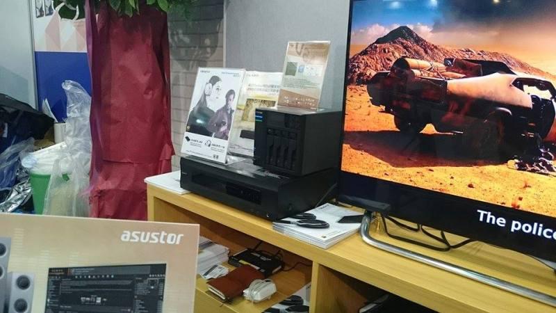 Asustor Computex2 3