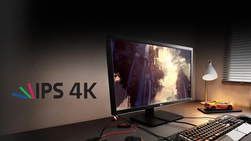 LG IPS 4K
