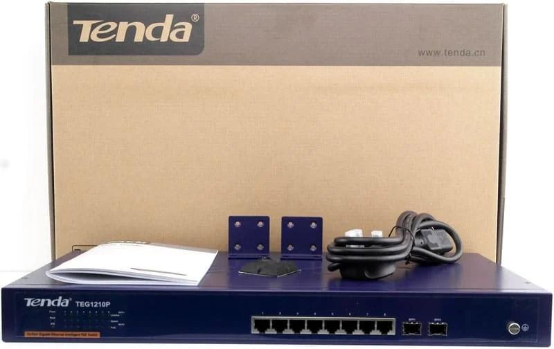 Tenda_TEG1210P-Photo-box-and-content