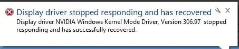 nvidia crash