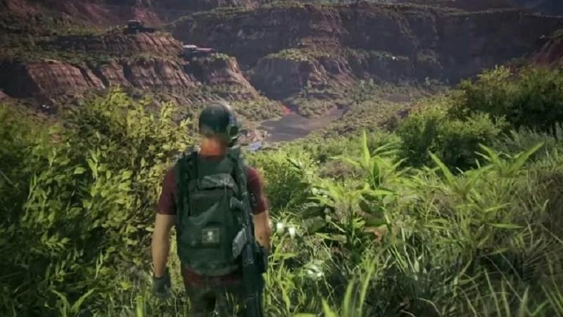 tom clancy's wildlands