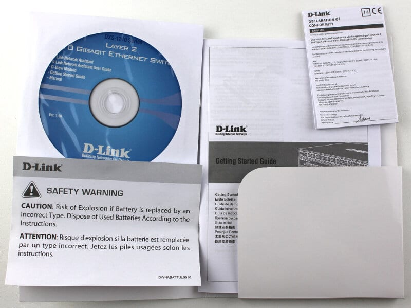 D-Link DXS-1210-12TC-Photo-acces books