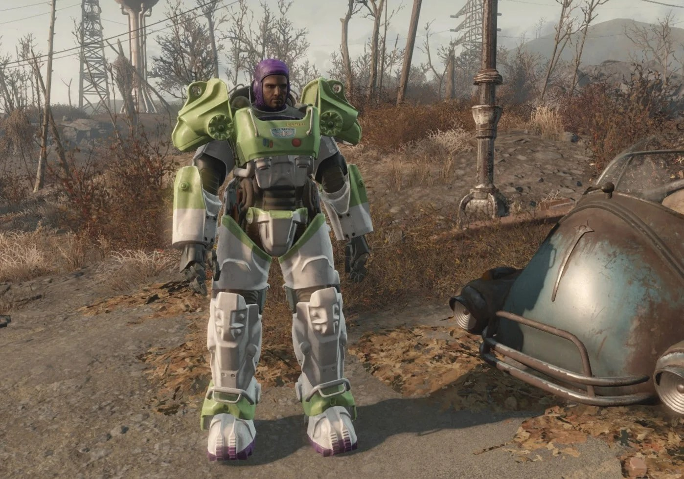 how to create fallout 4 mods for ps4