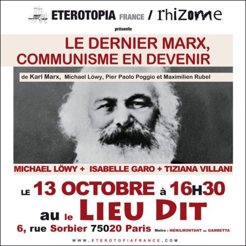 LeDernierMArxLieuDit13octobre2018