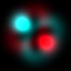 Orbitals in a hydrogen molecule
