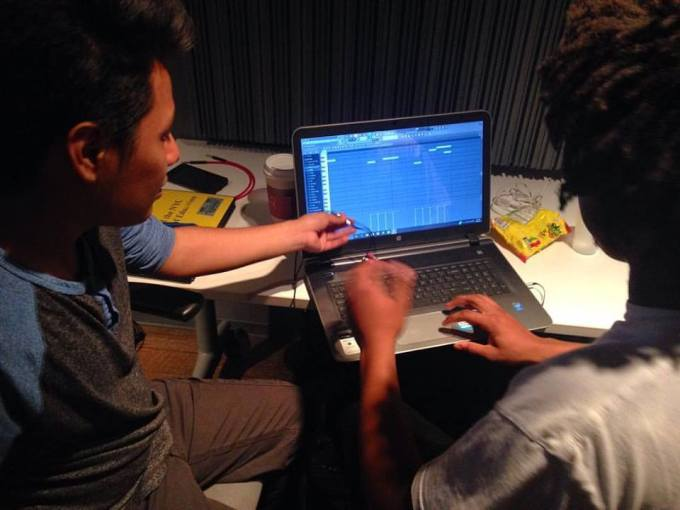 Sullivan Fellows - beatmaking with FL Studio