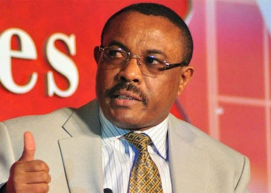 PM Hailemariam Desalegn. ጠ/ሚ ኃይለማርያም ደሳለኝ