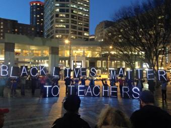 Black Lives Matter to Teachers