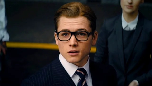 16 reasons why you should have a crush on taron egerton from kingsman the secret service entertainment tonight