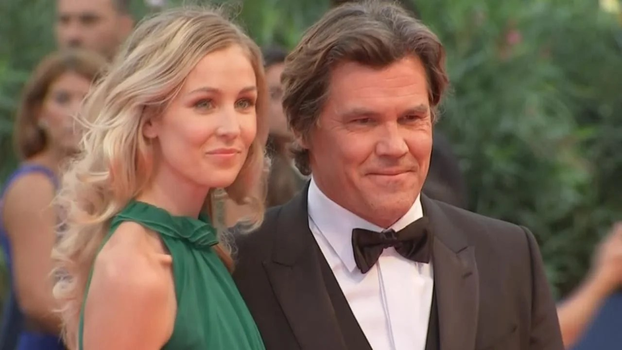 Josh Brolin on His Ripped Bod and How He Knew Wife Kathyrn Boyd Was     Josh Brolin on His Ripped Bod and How He Knew Wife Kathyrn Boyd Was the One   Exclusive    Entertainment Tonight