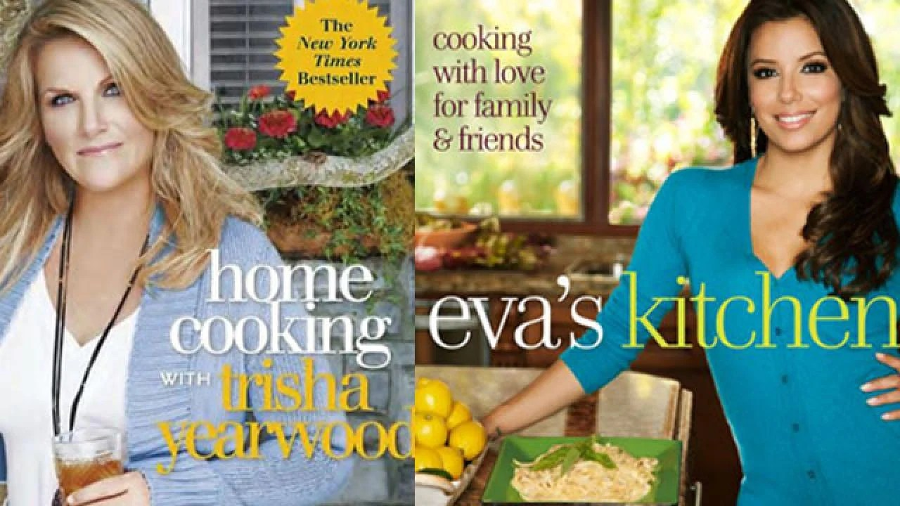 Garage Eat Your Heart Celebrity Cookbooks Worth Whipping Up Recipes From Tonight Eat Your Heart Celebrity Cookbooks Worth Whipping Up Recipes Trisha Yearwood S Latest Cookbook Chapters Trisha Yearwood nice food Trisha Yearwood Cookbook